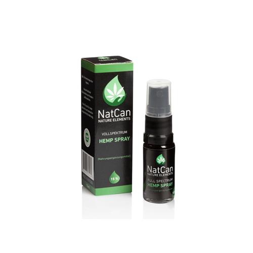 NatCan Hemp Spray 15% im Preisvergleich