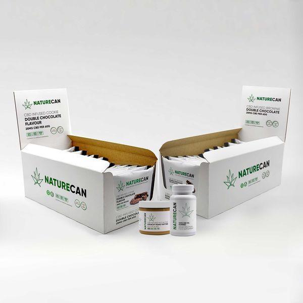 Testpaket Snack Bundle - Naturecan