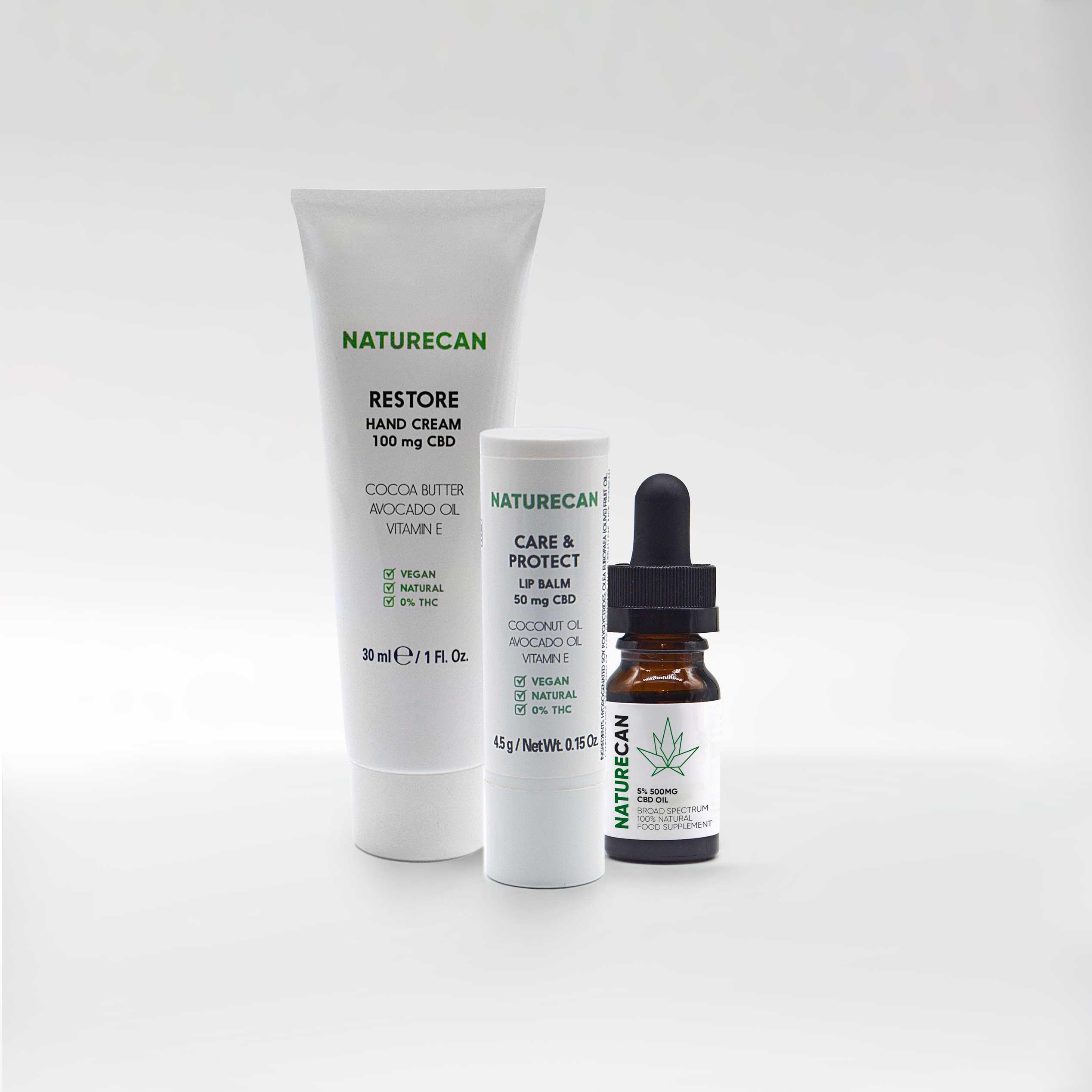 Testpaket Beauty Essentials - Naturecan