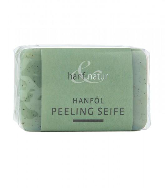 Seife Peeling - hanf & natur