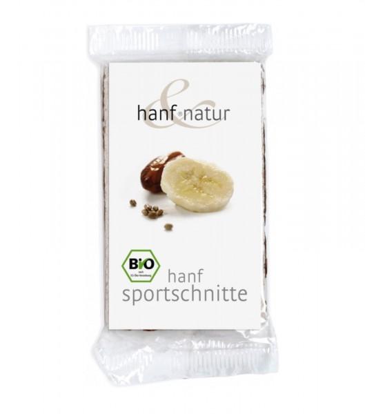 Snack Sportschnitte - hanf & natur