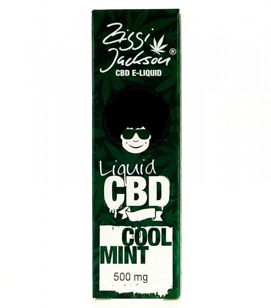Liquid 100mg Cool Mint - Ziggi Jackson
