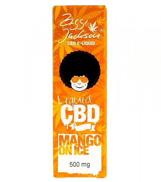Liquid 100mg Mango on Ice - Ziggi Jackson
