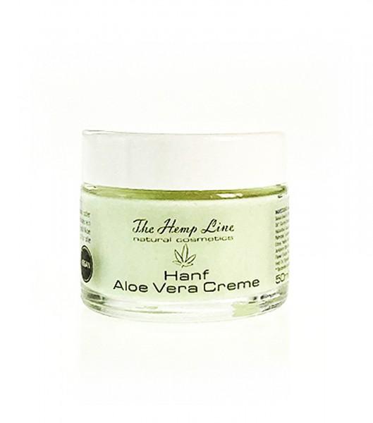 Creme Hanf Aloe Vera - The Hemp Line