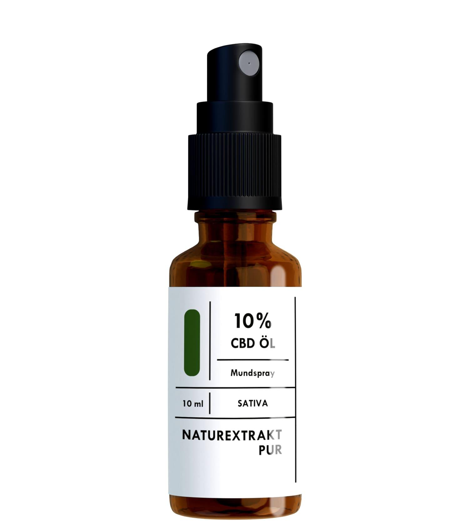 Spray 1000mg Sativa - Herbliz
