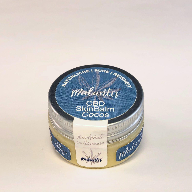 Malantis CBD SkinBalm Cocos - 50ml im Preisvergleich