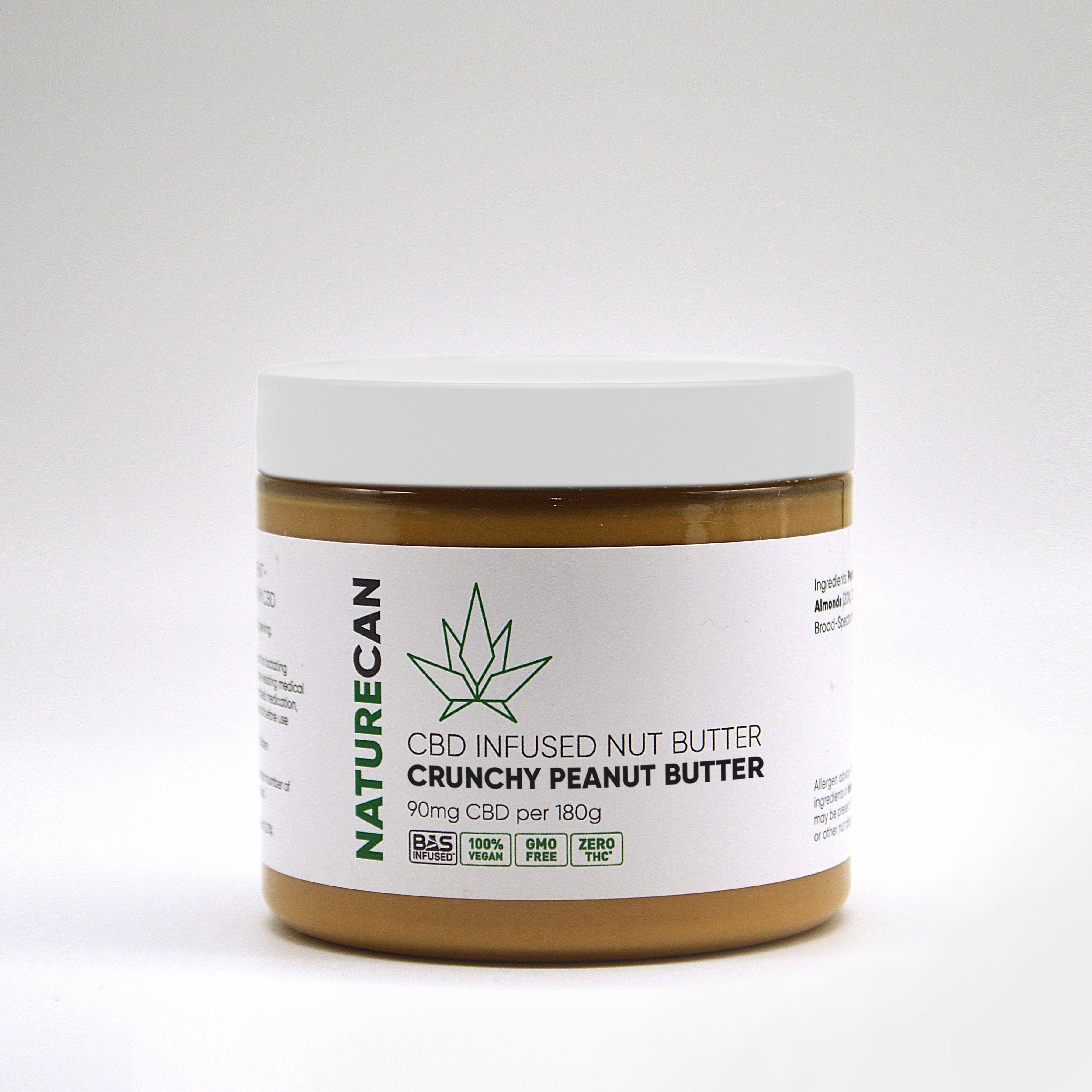 Erdnussbutter Knusprig - Naturecan