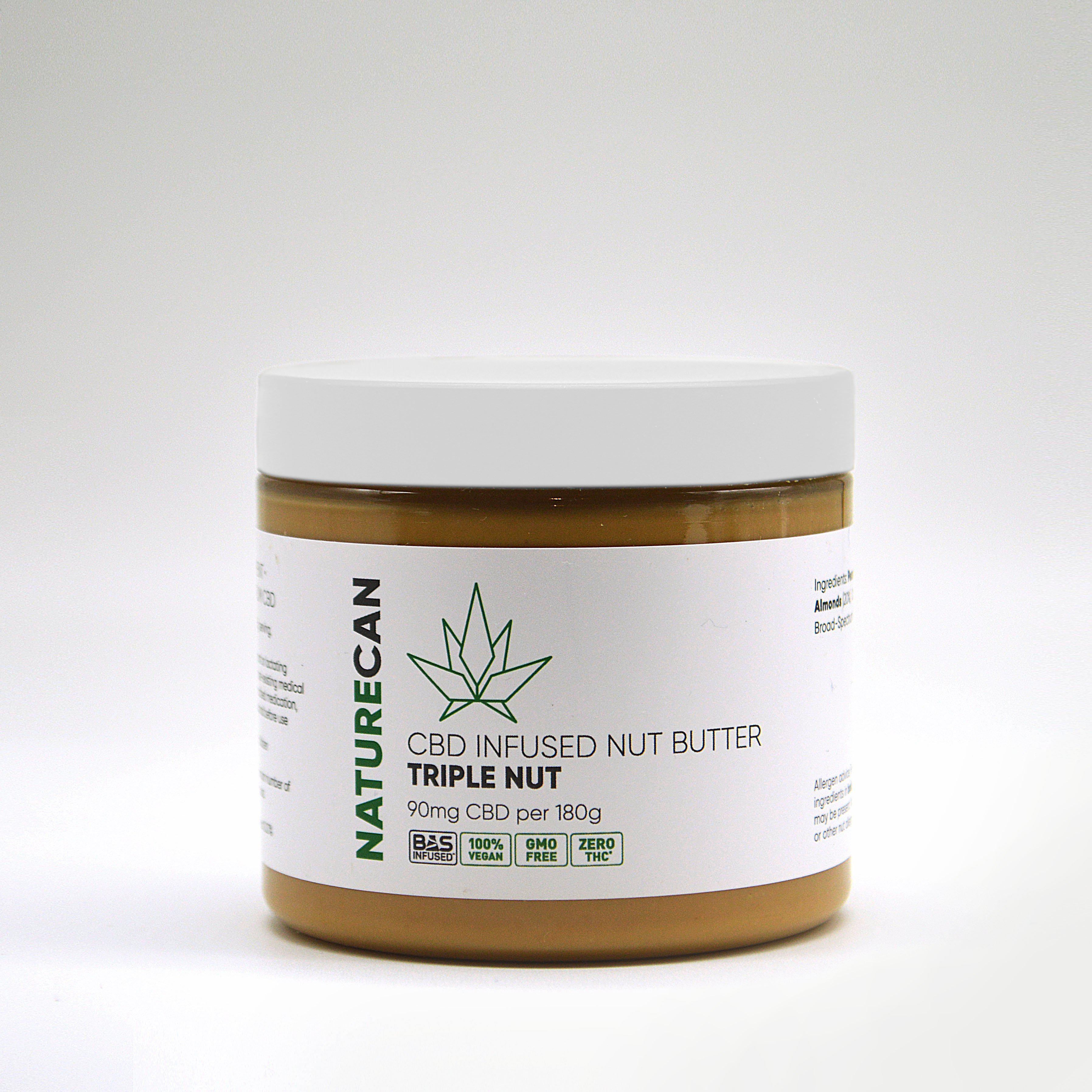 Nussbutter Triple - Naturecan