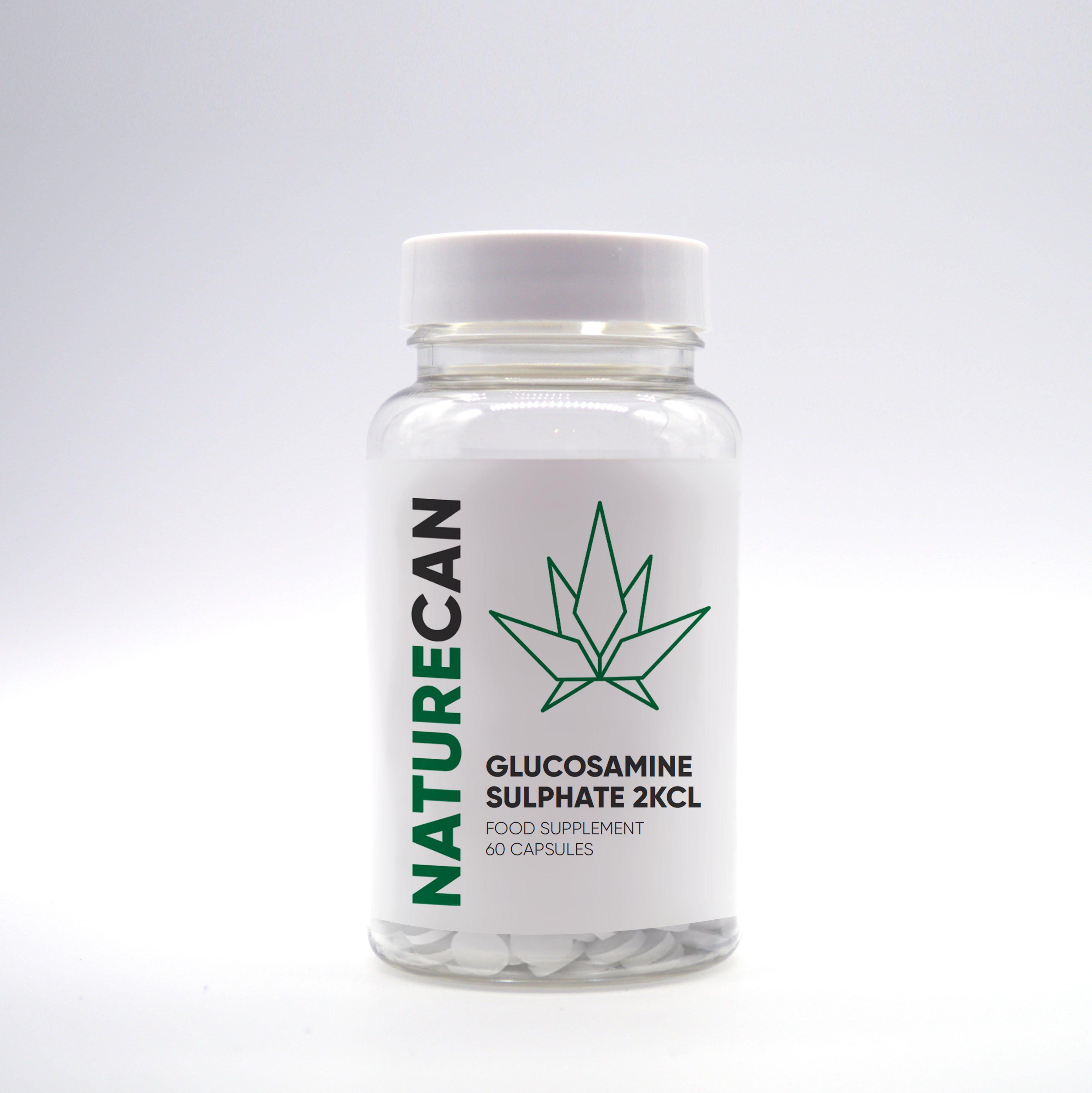Kapseln Glucosaminsulfat - Naturecan