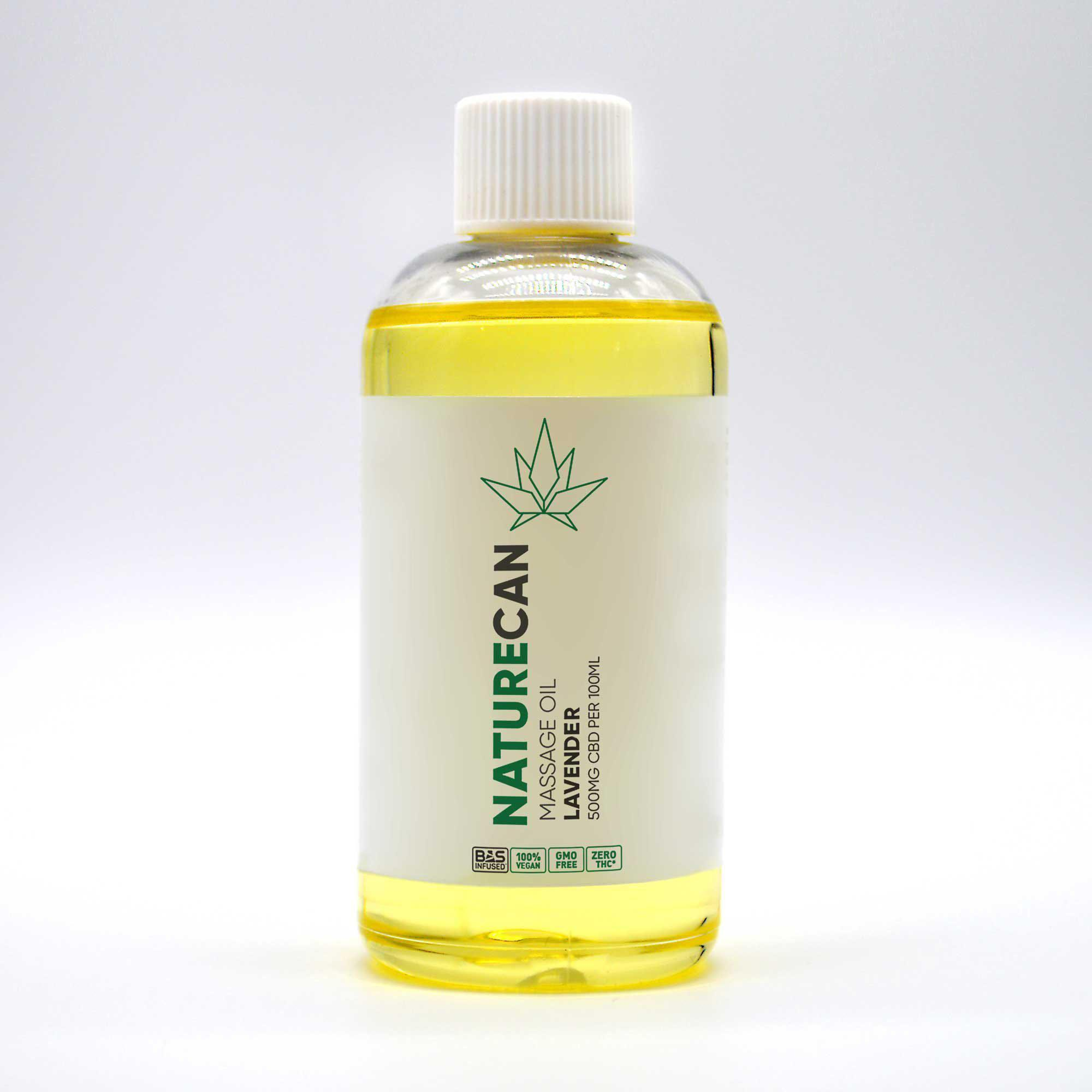 Massage Öl - Naturecan