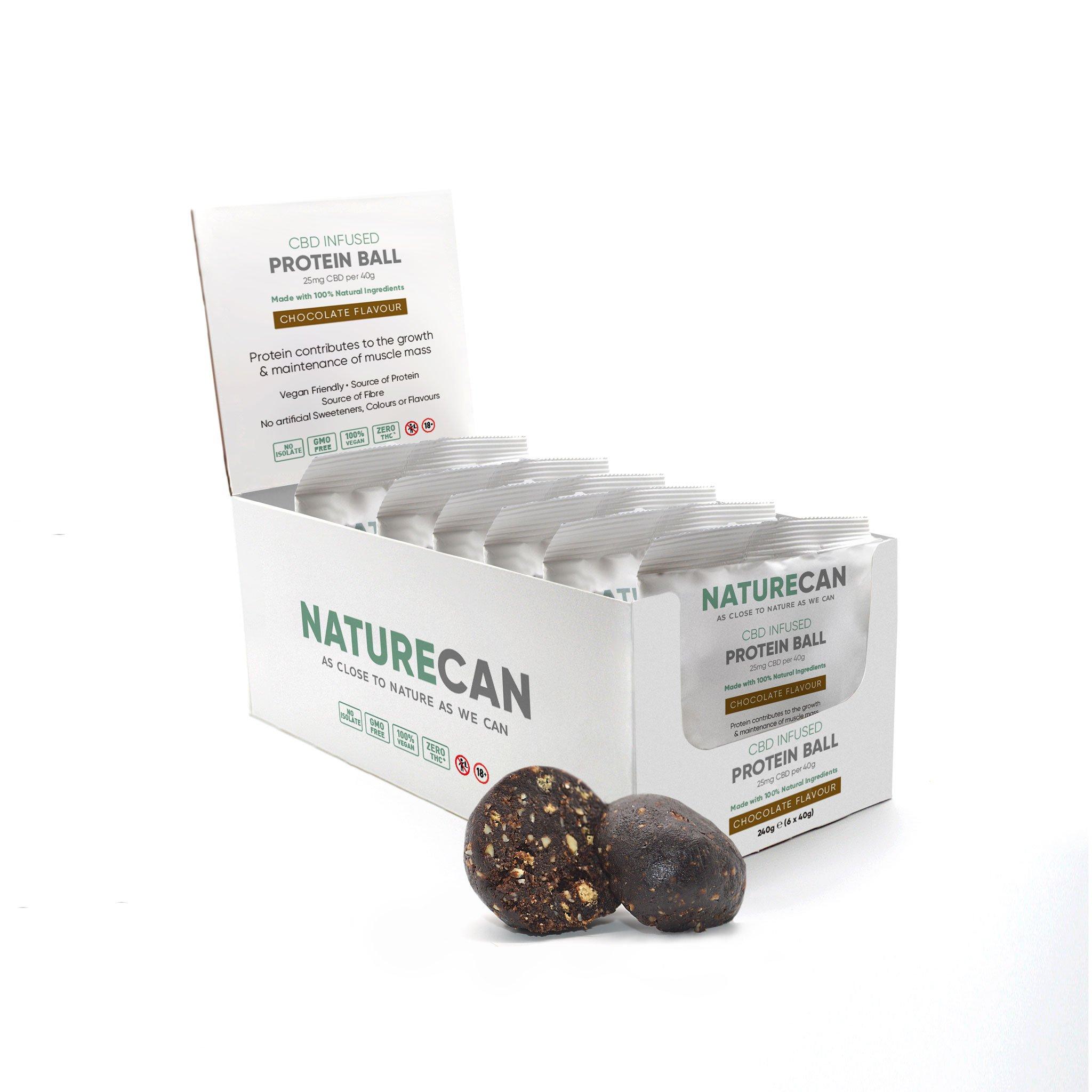 Protein Ball - Naturecan