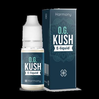 CBD E-Liquid OG KUSH | ohne CBD | 10 ml | Harmony im Preisvergleich