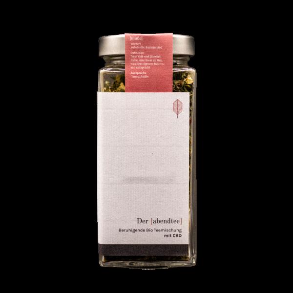Tee der [abendtee] - CBD Manufaktur
