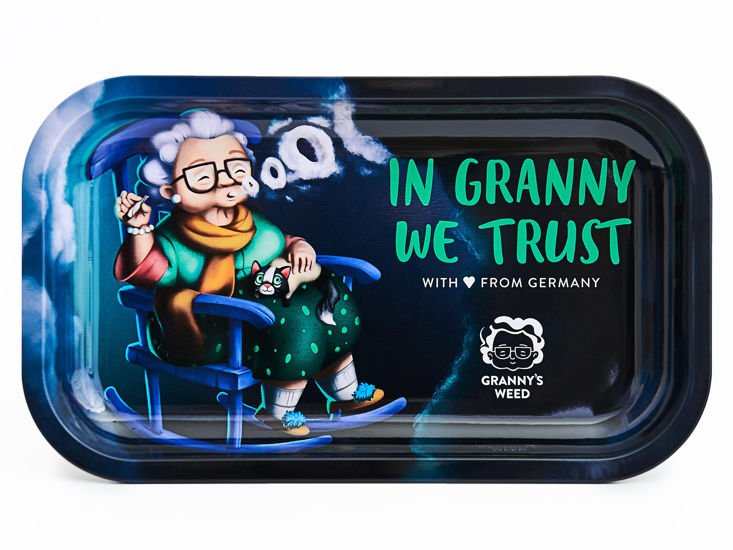 Mischschale - Grannys Weed