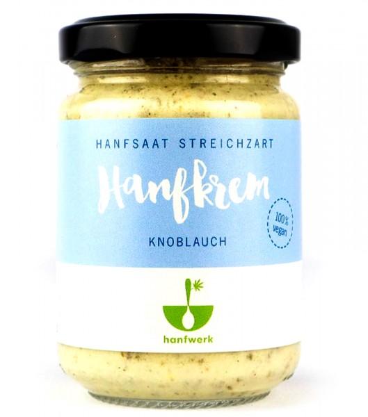 Brotaufstrich Knoblauch - Hanfwerk