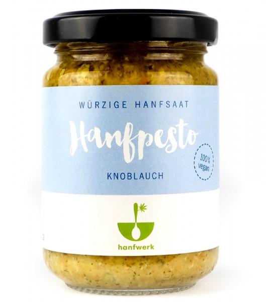 Pesto Knoblauch - Hanfwerk