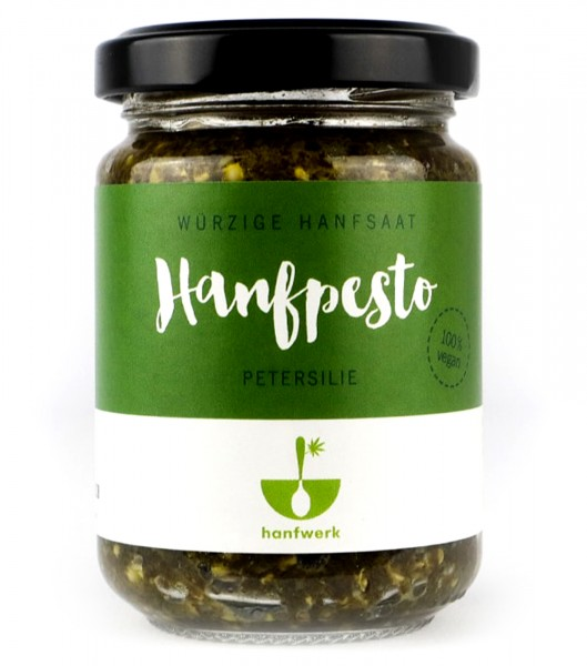 Pesto Petersilie - Hanfwerk