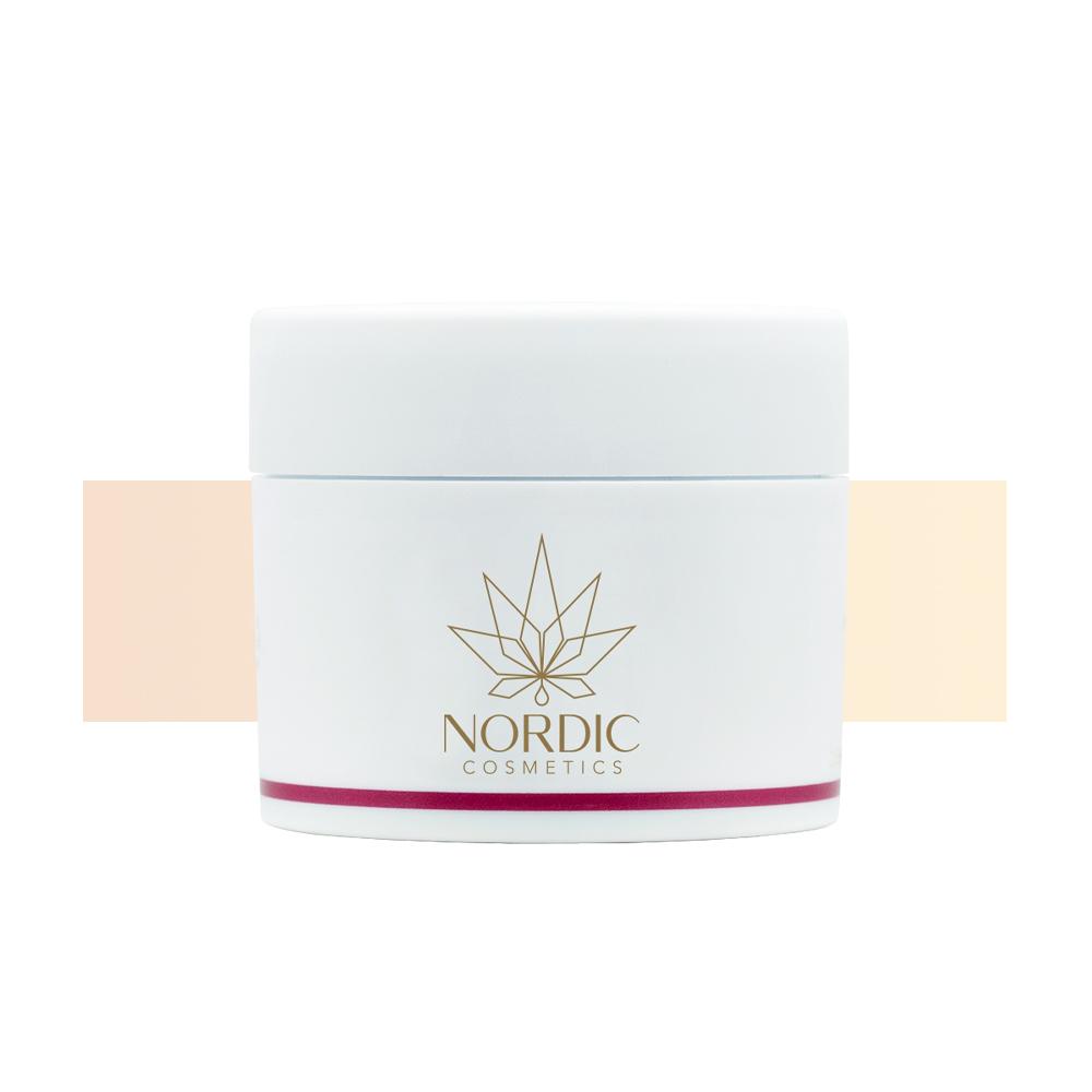 Creme CBD & Vitamin C - Nordic Cosmetics