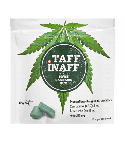 Kaugummi 5mg - Taff Inaff