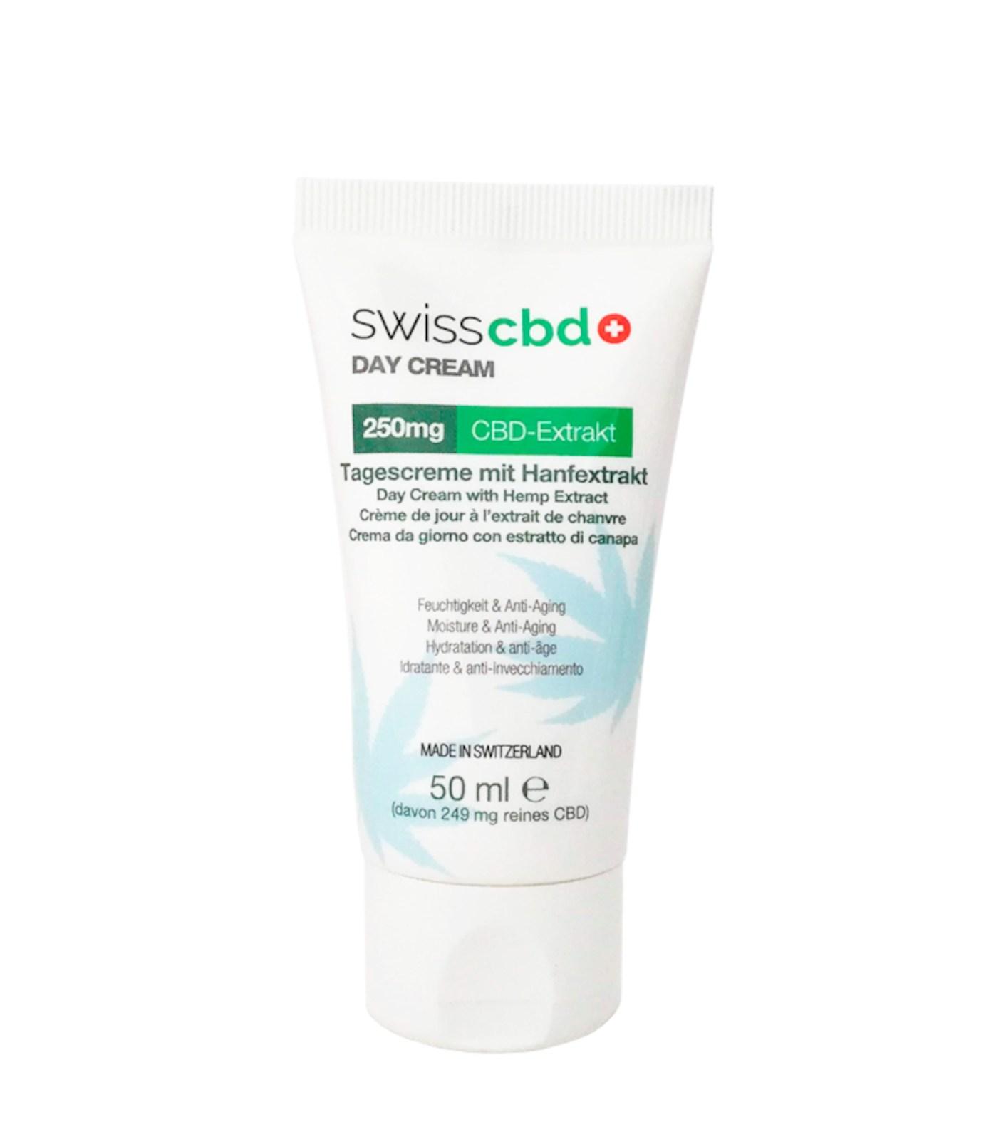 Creme Day - SwissCBD