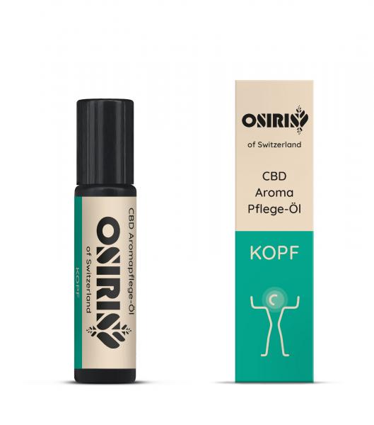 Öl Kopfwohl - Osiris