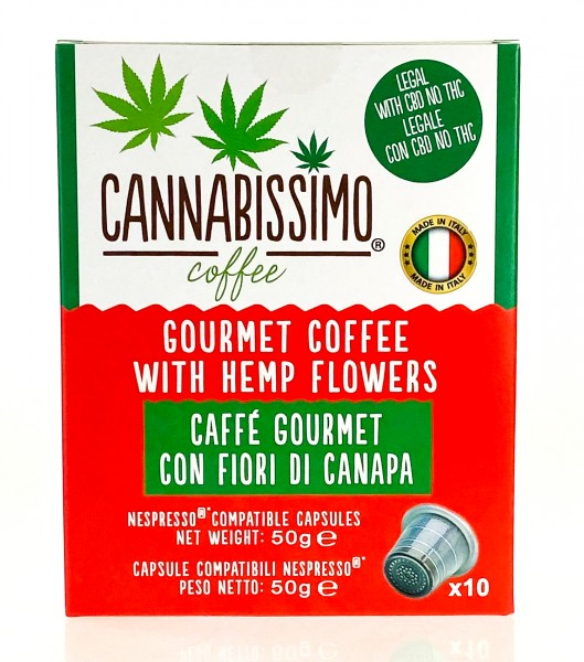 Kaffee Cannabissimo - Gourmet Kaffee