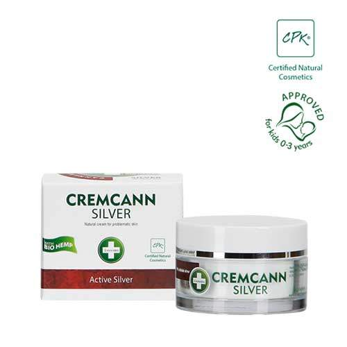 Cremcann Silver Hautcreme - Annabis im Preisvergleich