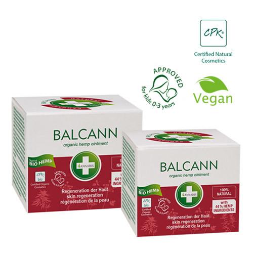 Balcann Salbe – Annabis 50 ml im Preisvergleich