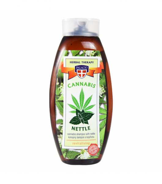 Shampoo Cannabis und Brennessel - Palacio