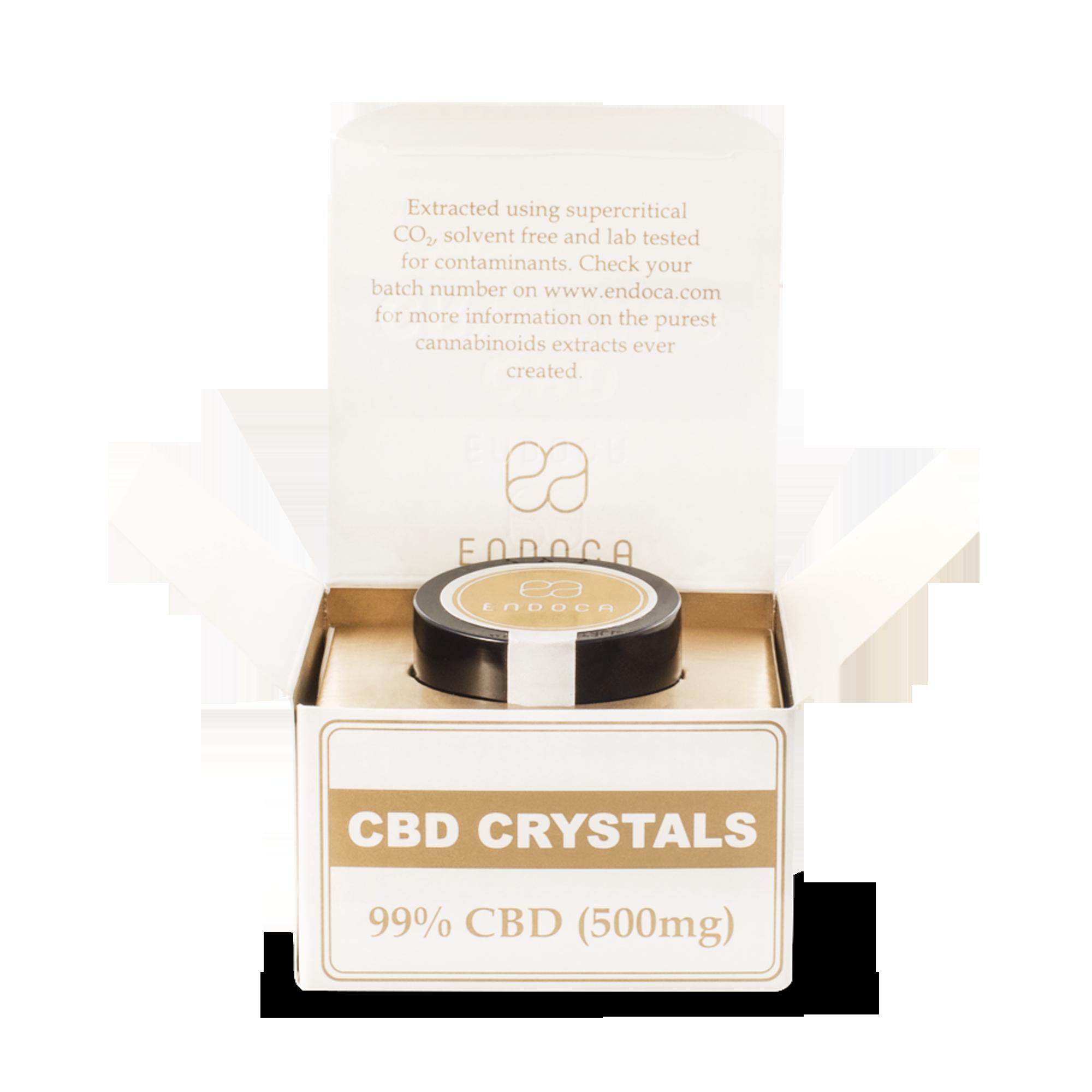 - falscher Link - CBD Kristalle, 99% | 500 mg Kristall mit 99% CBD