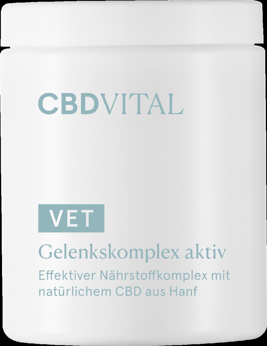 Pulver Gelenkskomplex aktiv - CBD Vital