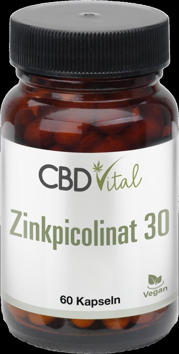 CBD-Vital Zinkpicolinat 30 im Preisvergleich