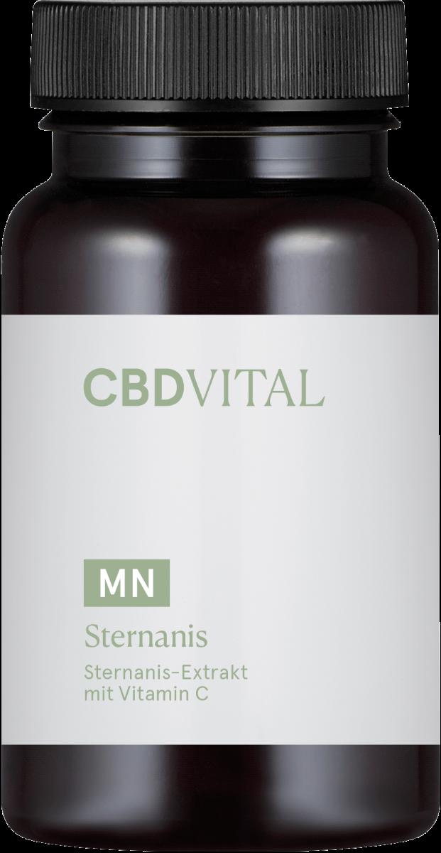 Kapseln Bio Sternanis - CBD Vital