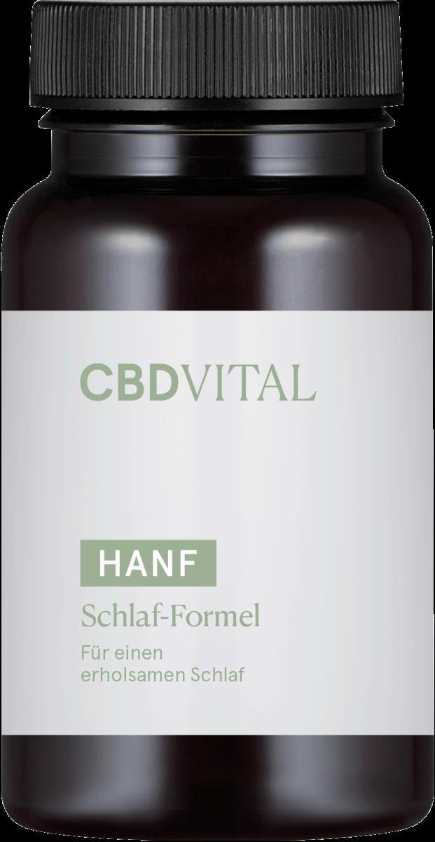 Kapseln Schlaf-Formel - CBD Vital