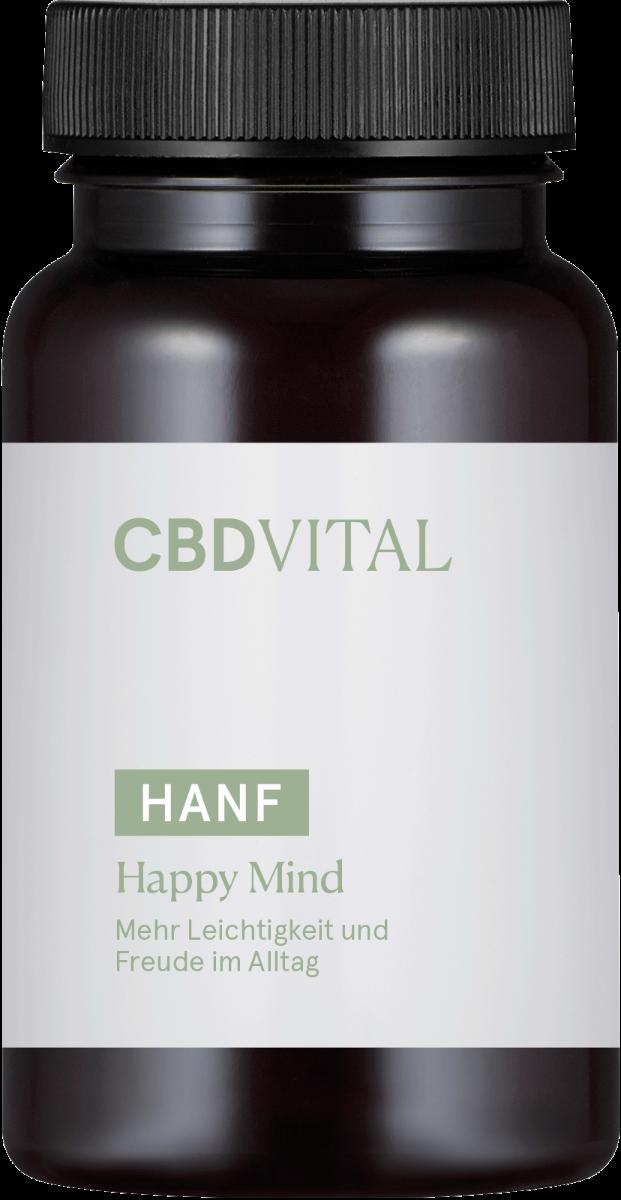 Kapseln Happy Mind - CBD Vital