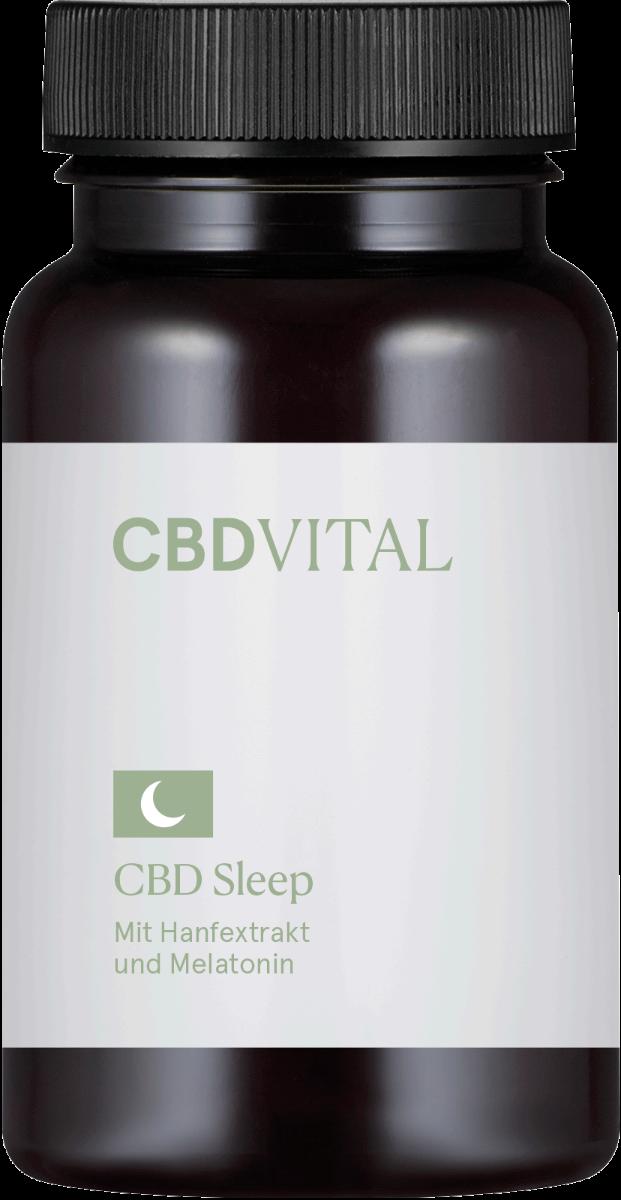 Kapseln Sleep - CBD Vital