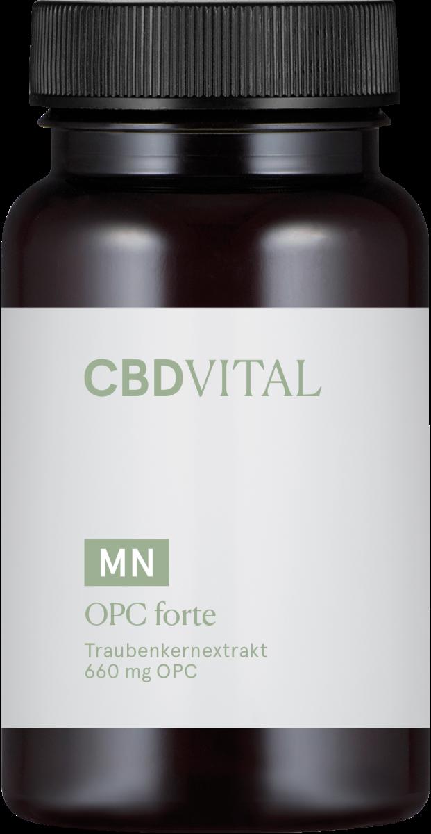 Kapseln OPC forte - CBD Vital