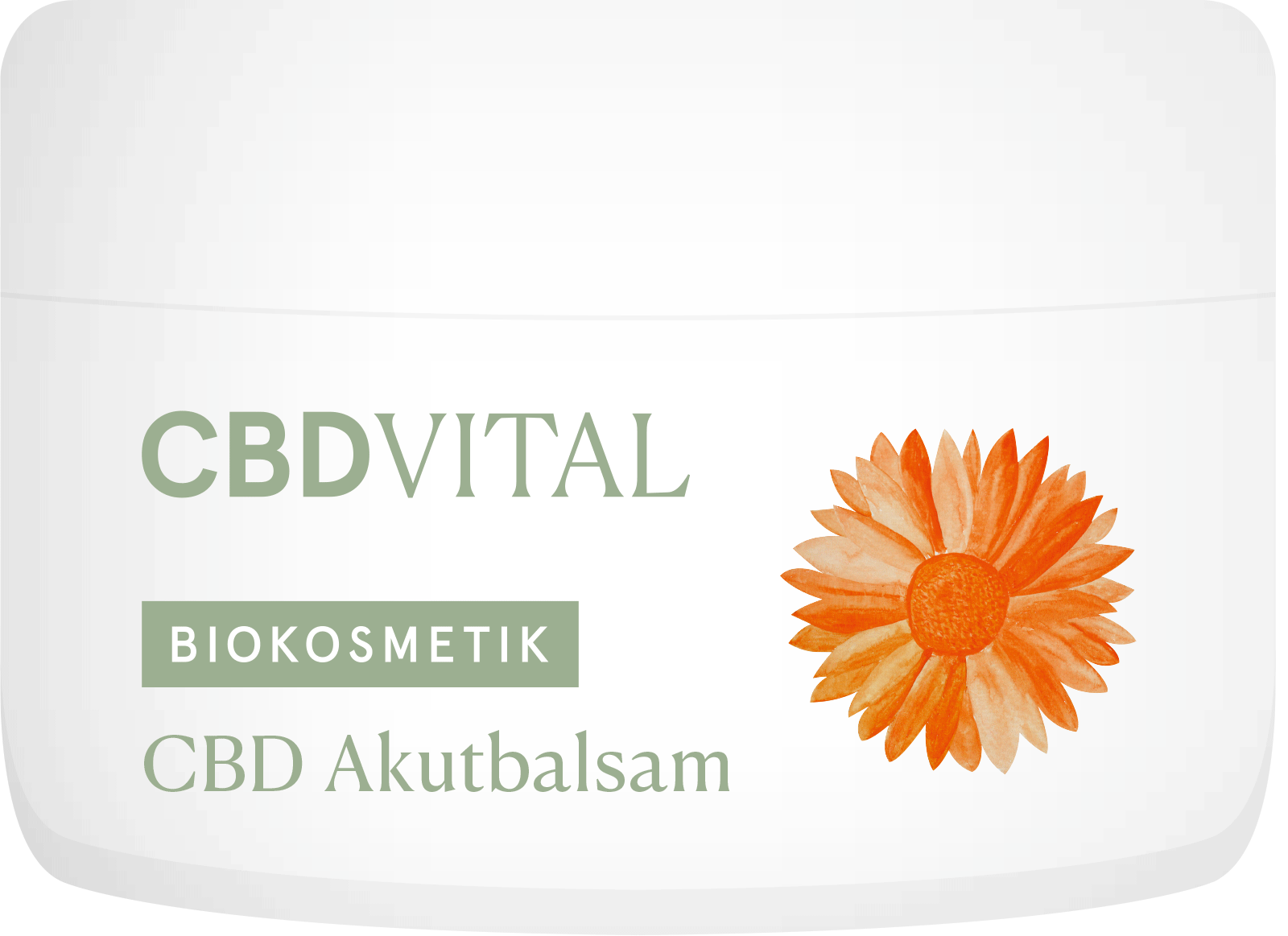Balsam Akut - CBD Vital