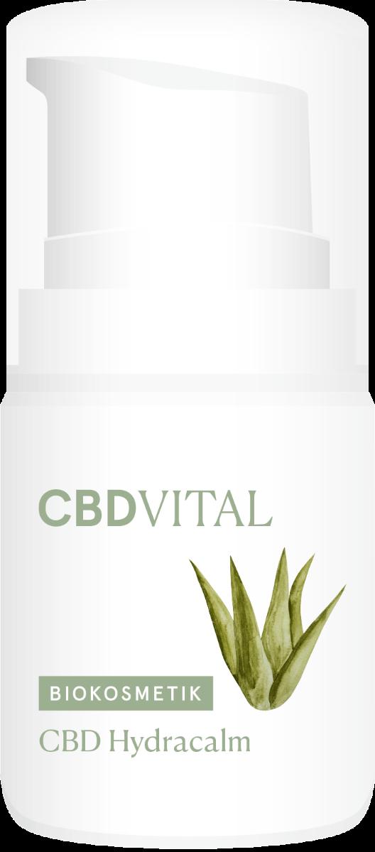 Creme Hydracalm - CBD Vital