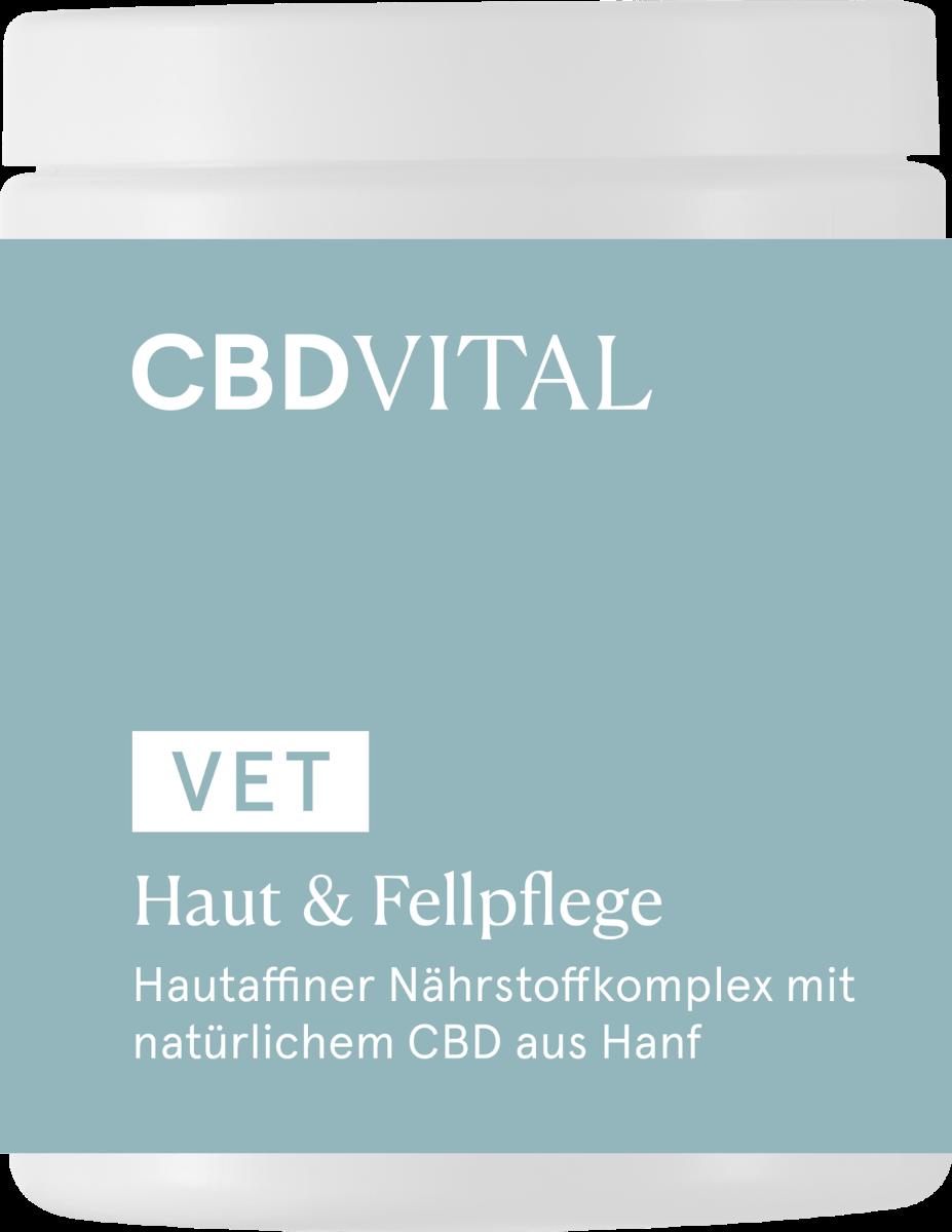 Pulver Haut & Fellpflege - CBD Vital
