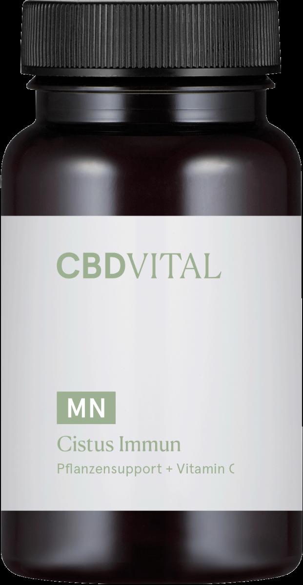 Kapseln Cistus Immun - CBD Vital