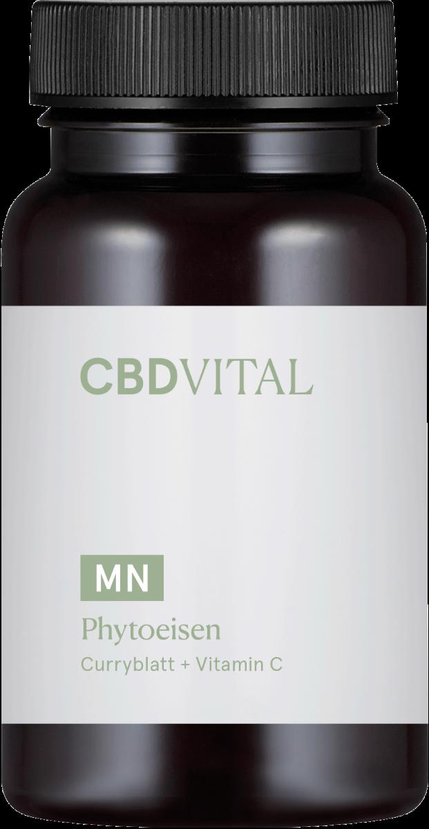 Kapseln Phytoeisen - CBD Vital