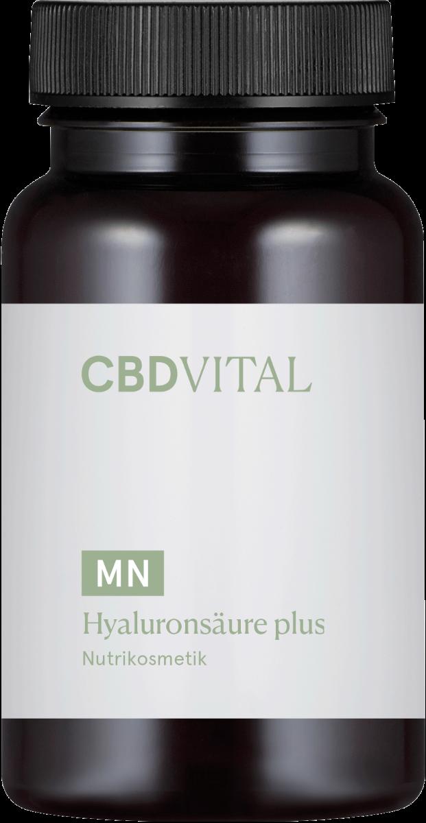 Kapseln Hyaluronsäure plus - CBD Vital