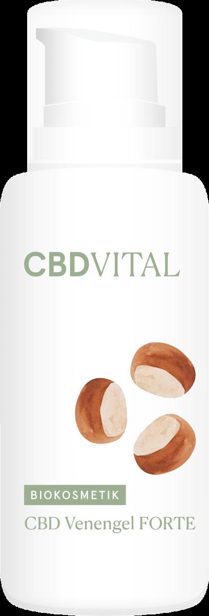 Gel FORTE Venen - CBD Vital