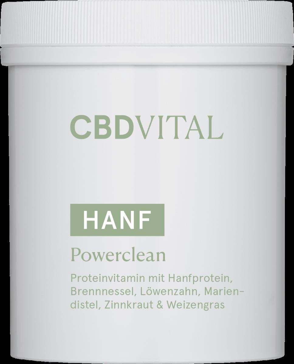 Pulver Powerclean - CBD Vital