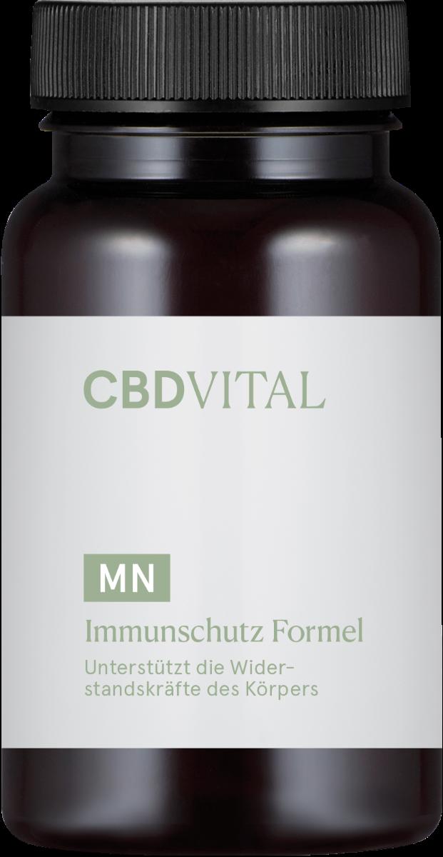 Kapseln Immunschutz Formel - CBD Vital
