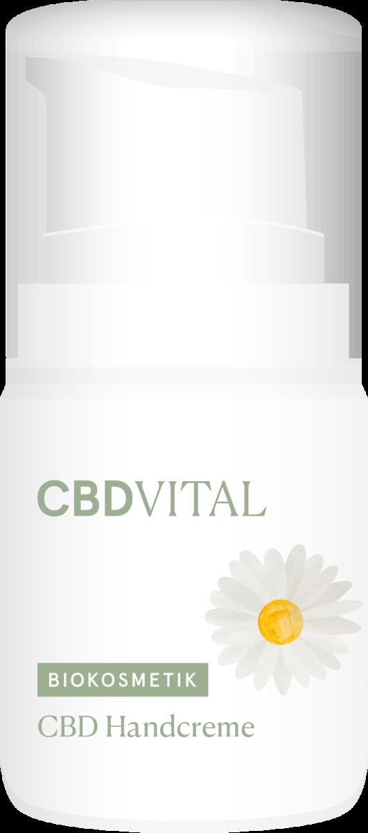 Handcreme - CBD Vital