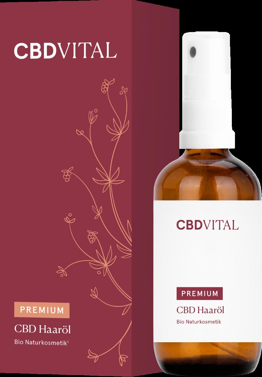 CBD Vital CBD Haaröl