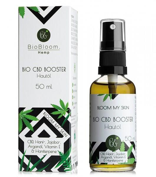 Hautöl Booster - BioBloom