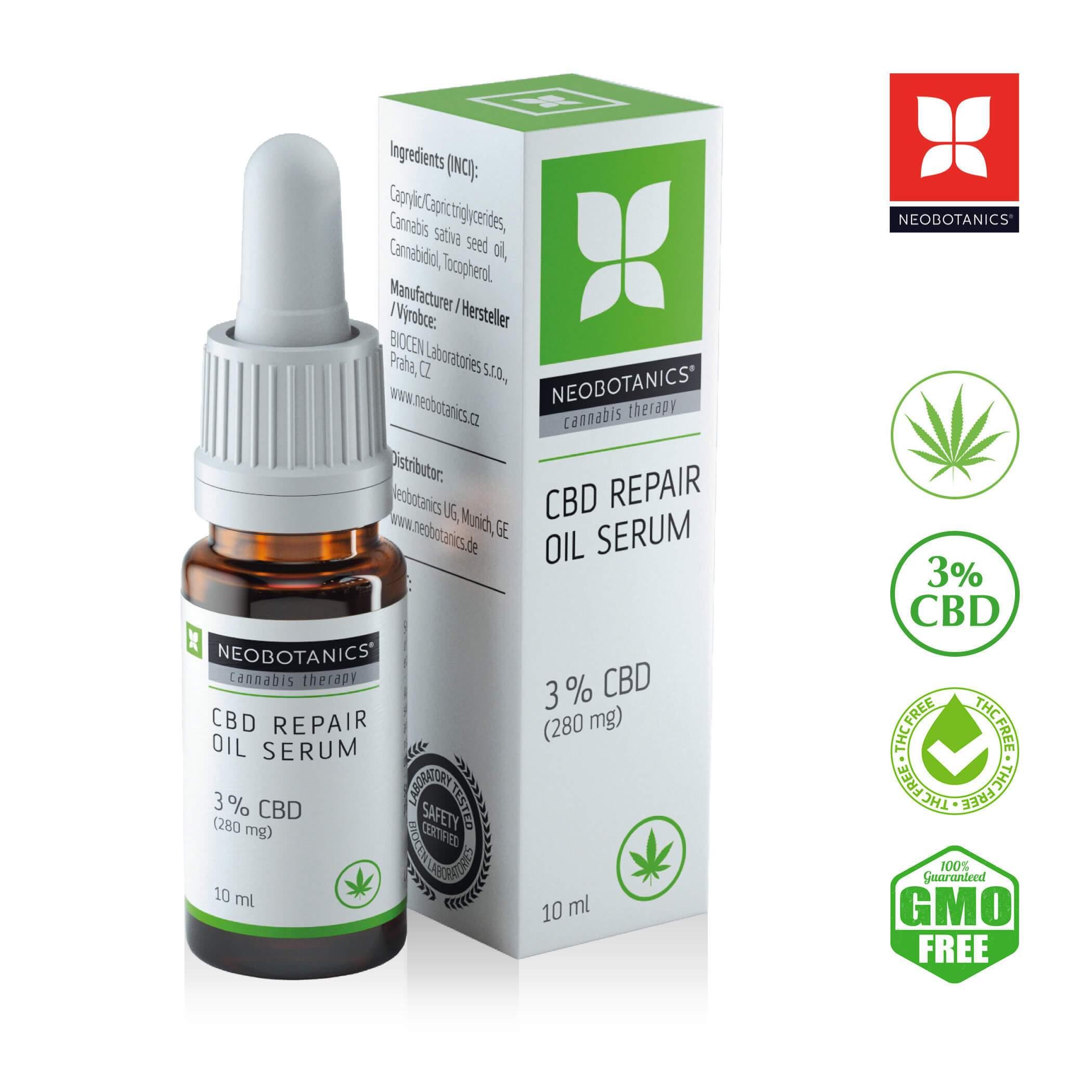 Öl Skin Repair Serum - NEOBOTANICS